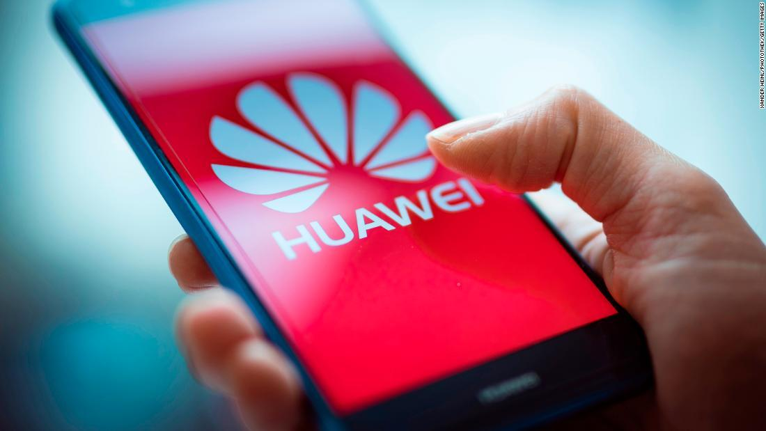 Huawei China United States Trade War